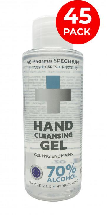 45-pack Desinfecterende Handgel 100ml @ Dagknaller.nl