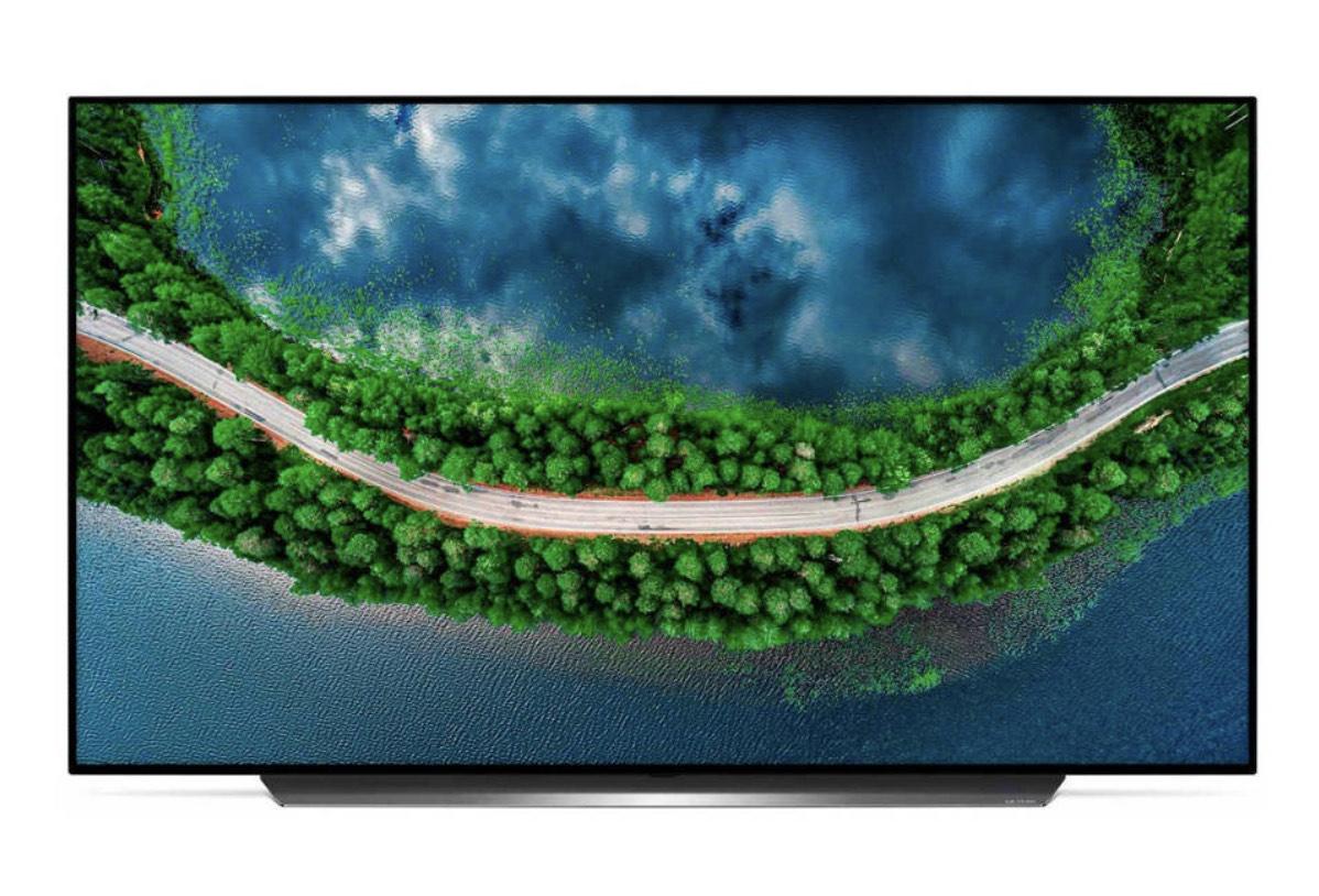 Lg OLED 55CX 4k 120Hz Televisie