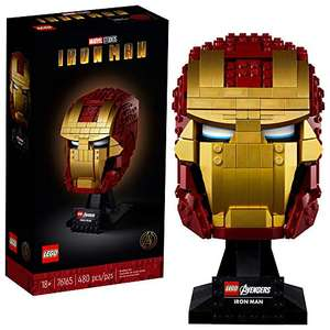 Lego 76165 Iron Man helm bij Amazon