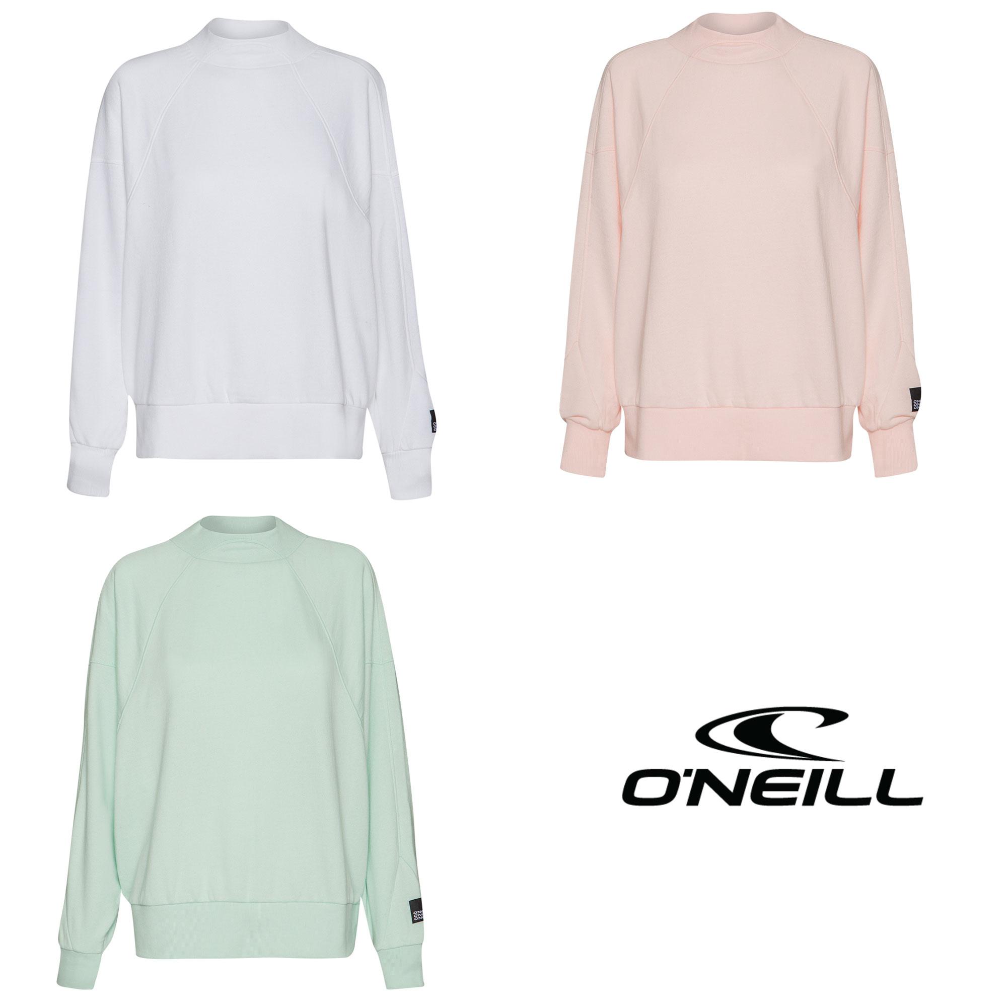 O'Neill oversized dames sweatshirt · 3 kleuren · XS t/m L
