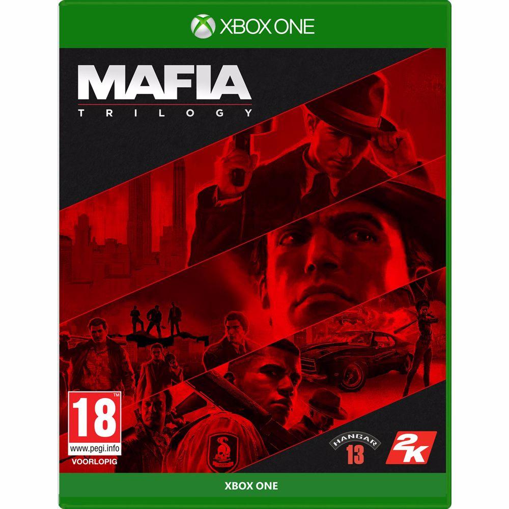 Mafia Trilogy (Xbox)