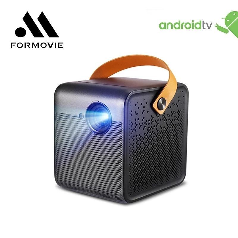 Xiaomi Formovie Dice portable beamer 700 ANSI lumens, 1920x1080 €437,74 @DHgate