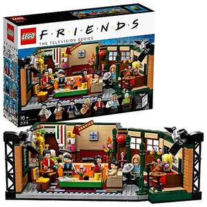 LEGO Ideas 21319 - FRIENDS Central Perk Café