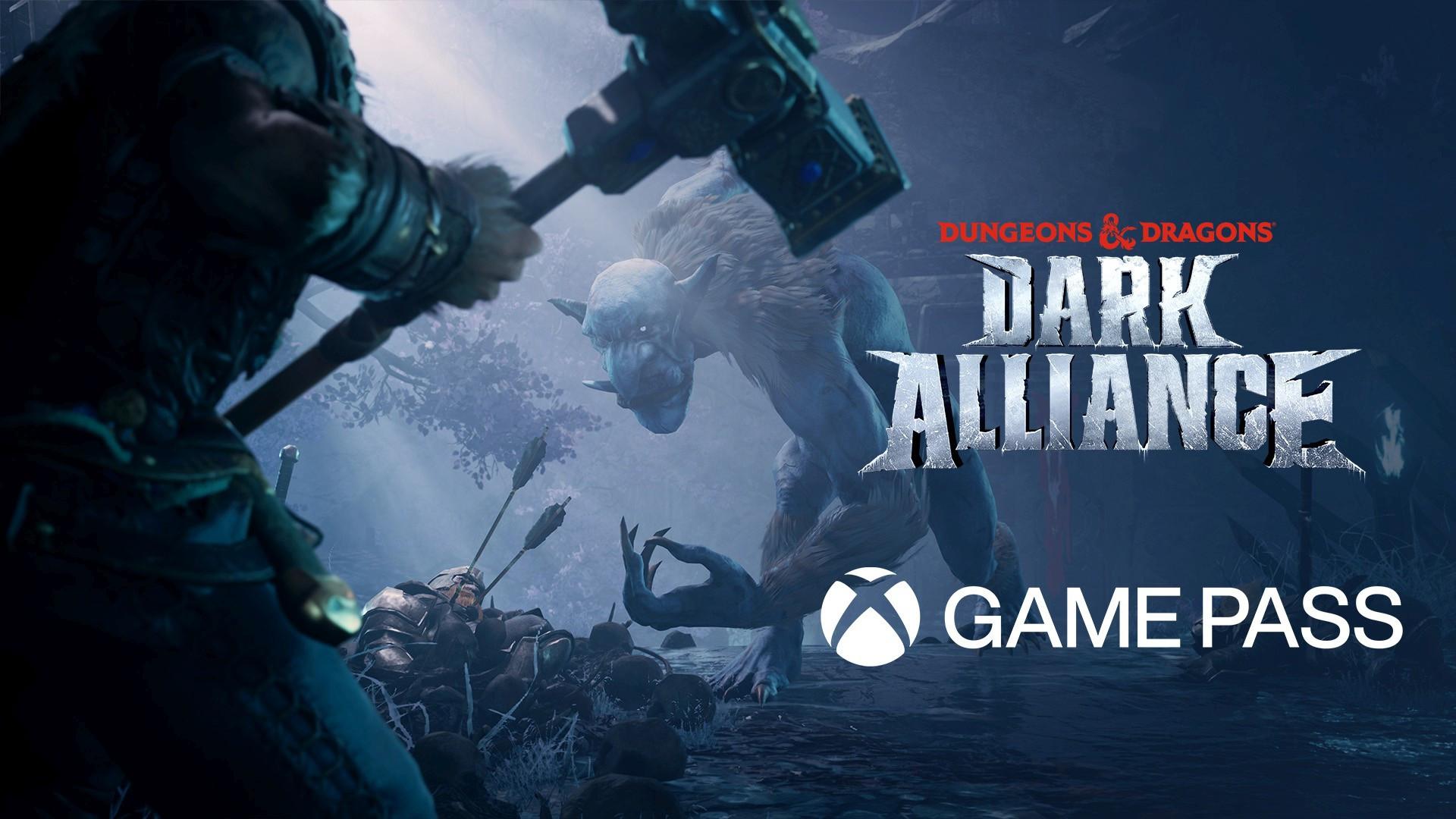 Dungeons & Dragons Dark Alliance komt naar Gamepass op Day One!