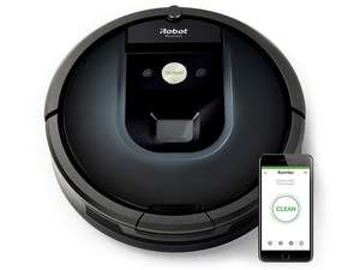 iRobot Roomba 980 robotstofzuiger (Black Edition) @ iBOOD