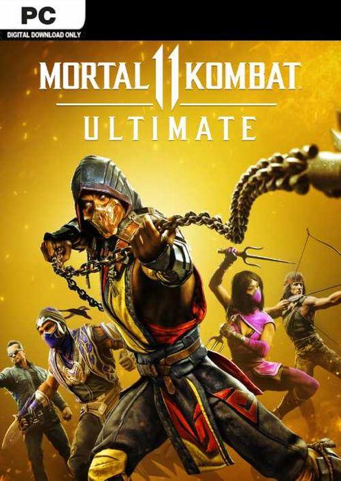 [PC] Mortal Kombat 11 Ultimate @ Green Man Gaming