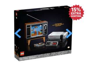 LEGO Nintendo Entertainment System 71374 intertoys
