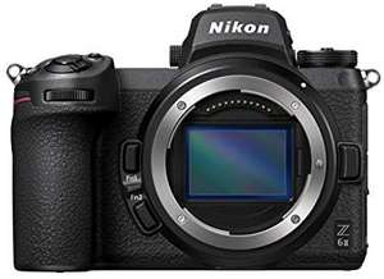 Nikon Z6 II systeemcamera (body)