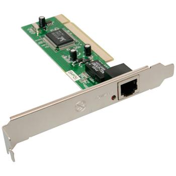 ICIDU PCI Ethernet 10/100Mbit Netwerkkaart voor €1 @Dixons