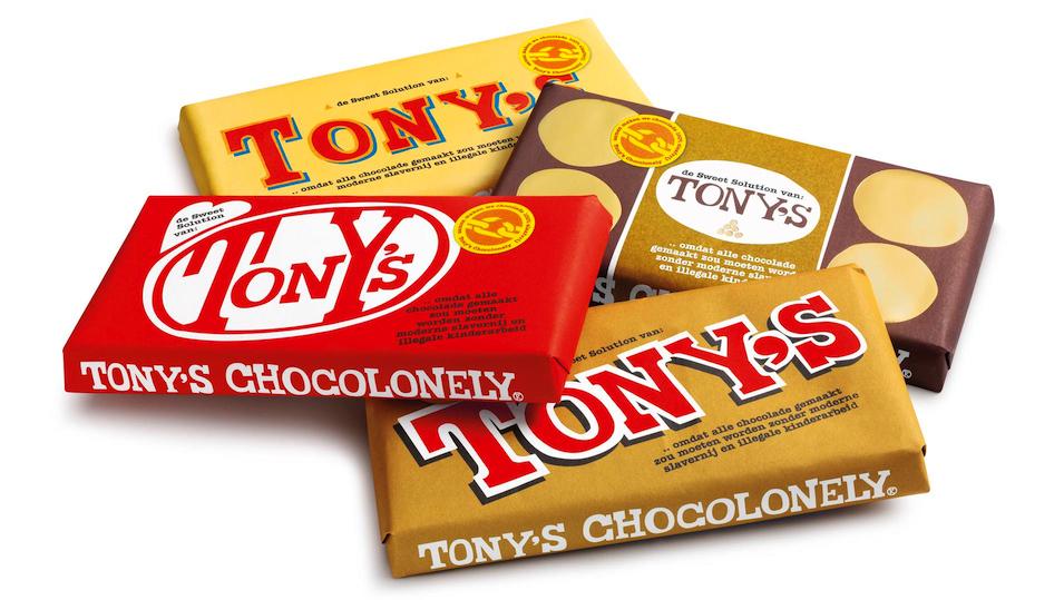 Tony's Chocolonely (Albert Heijn Stede, Den Haag)