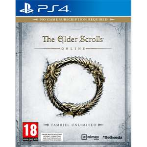 Bethesda The Elder Scrolls Online : Tamriel Unlimited (PS4 of Xbox One) alleen afhalen @ Dixons
