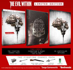 The Evil Within (Limited Edition) (PC) voor  €6,95 @ Wehkamp
