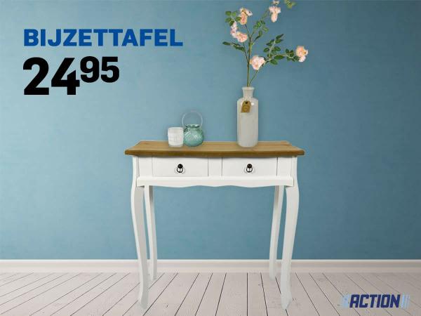 bijzet tafel voor €24,95 @ Action