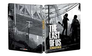 The Last of Us Remastered (steelbook) (PS4) voor €40,64 @ Amazon.de