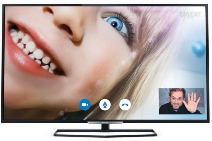 Philips 48PFK5709 Full HD Smart-tv voor € 615,20 @ Expert