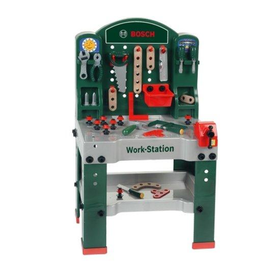 Bosch speelgoed werkbank voor €49,99 @ Bol.com