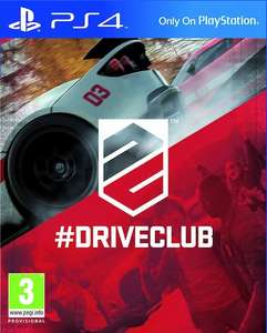 Driveclub (PS4) pre-order voor €39,99 @ Playstation Store