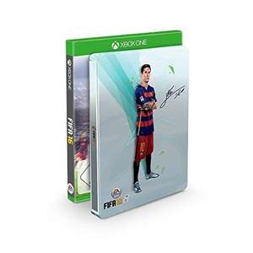 FIFA 16 - Steelbook Edition (Xbox One) voor €31,70 @ Amazon.fr