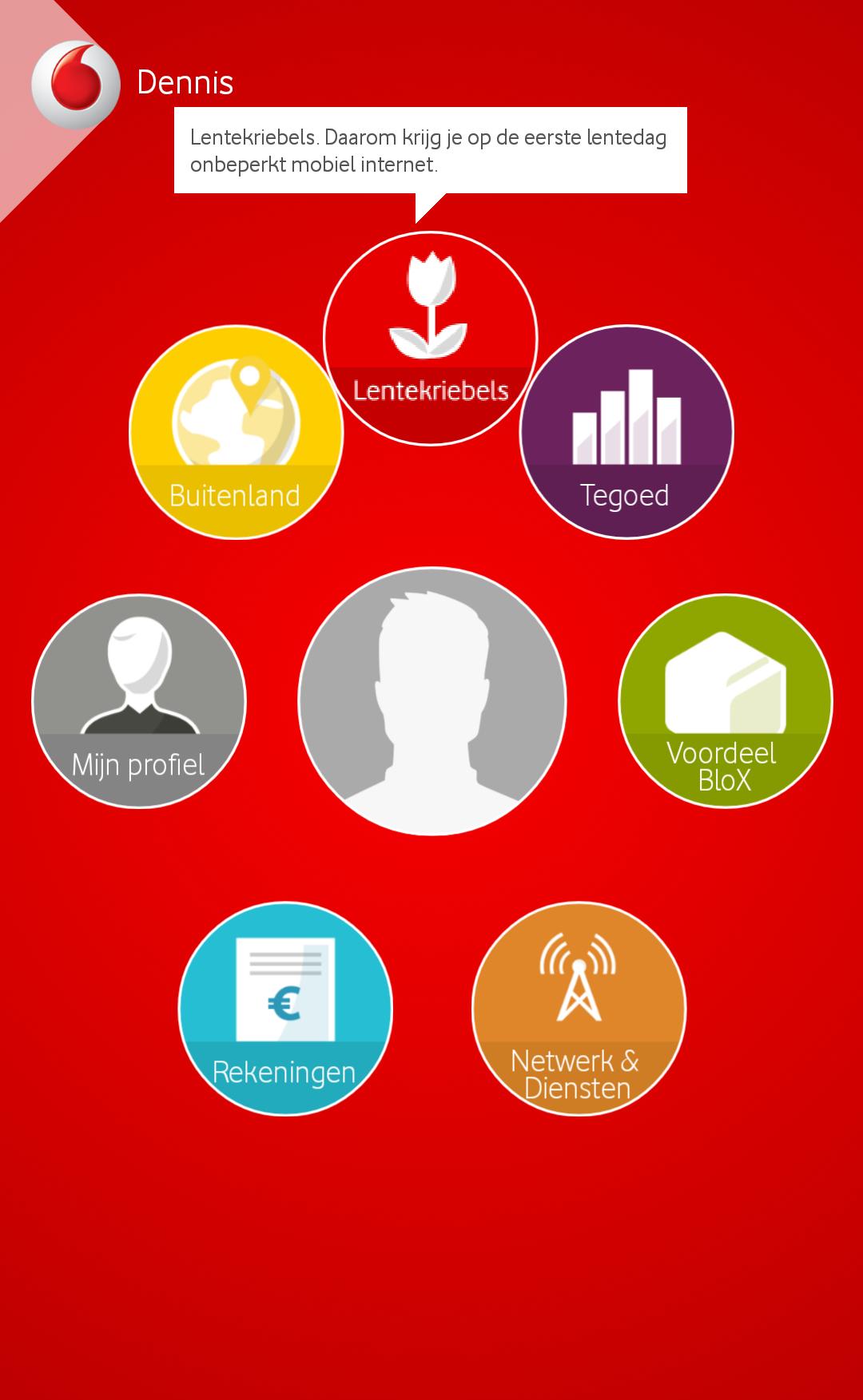 Lentekriebels - onbeperkt internet op de eerste lentedag (20 maart) @ Vodafone