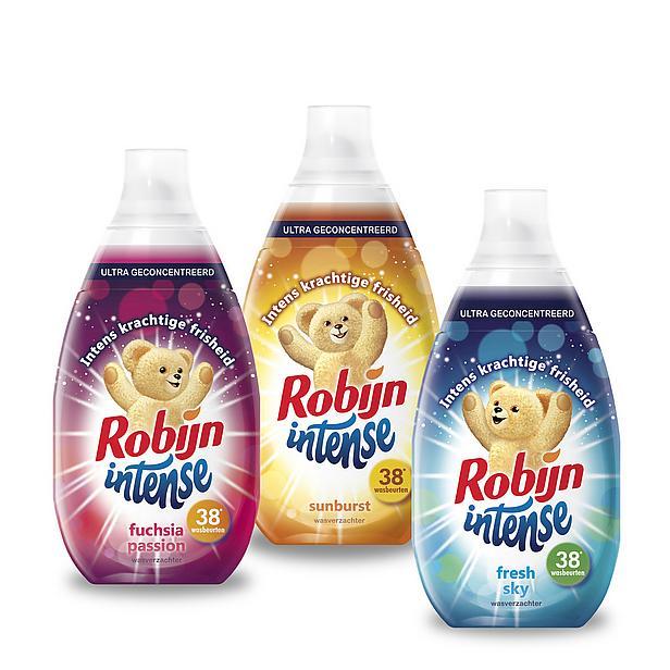 Robijn wasmiddel of wasverzachter -50% @ bol.com