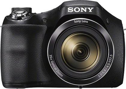 Sony Cyber-shot DSC-H300 voor € 125,94 @ OTTO