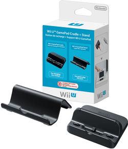 Wii U GamePad Cradle + Stand voor € 9,99 @ Coolblue