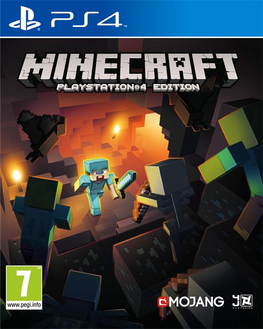 [Prijsfout?] Minecraft (PS4) voor €3,99 @ PSN