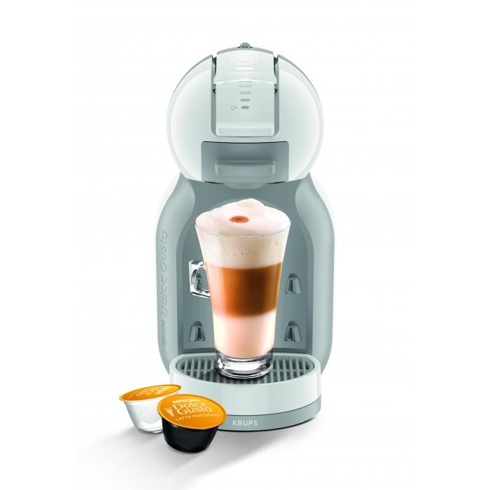 Dolce Gusto Mini me (automaat) voor 30 euro bij 6 doosjes koffie