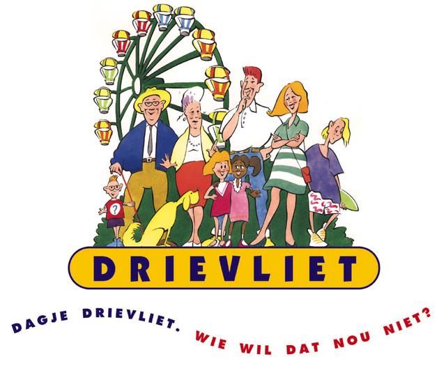 Earlybird tickets voor Drievliet voor €10,- ipv €21,50 geldig van 25 maart t/m 17 april