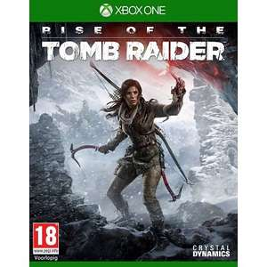 Rise of the Tomb Raider (Xbox One) voor €29,94 @ Gameoutlet
