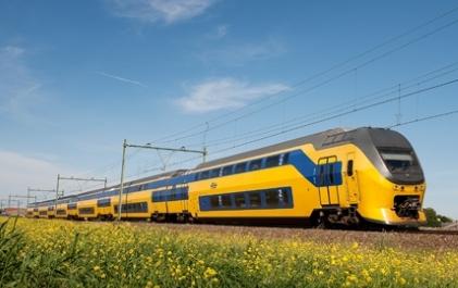 2x Enkele reis met de trein €20,50