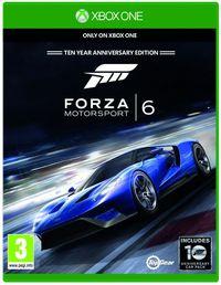 Forza Motorsport 6 voor €30,88 incl. verzending (Xbox One Game)
