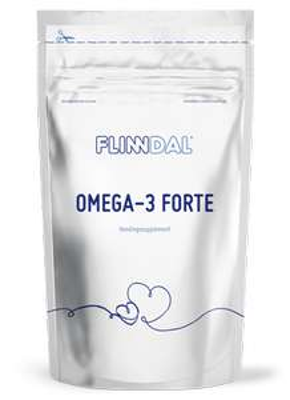 Gratis Probeerverpakking Omega-3 Forte Update: weer beschikbaar!