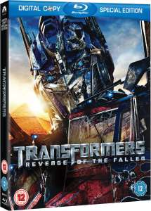 Transformers: Revenge of the Fallen (Blu-ray) (met Nederlandse ondertiteling)  voor €5,15 @ Zavvi