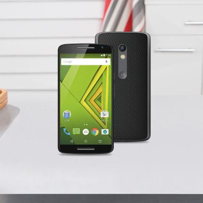 Motorola Moto X Play Zwart 16GB voor €299 @ Aldi