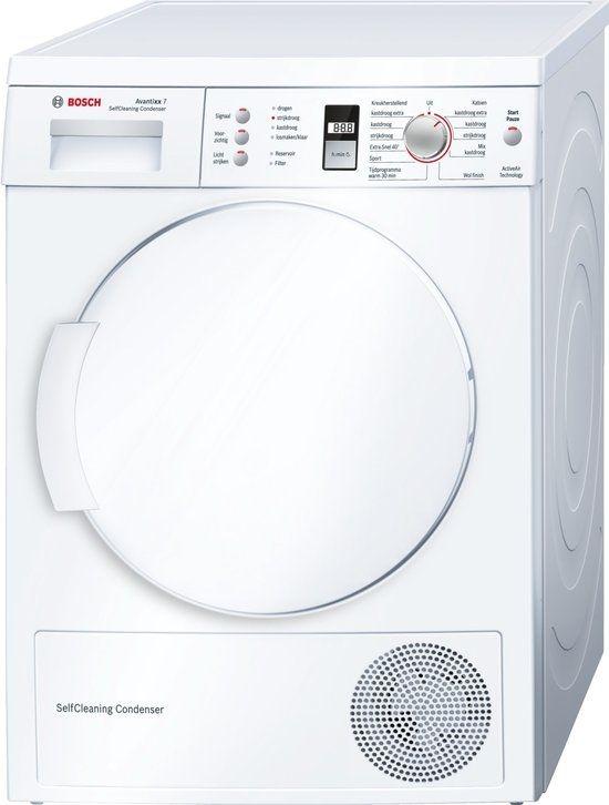 Bosch WTW84363NL Warmtepompdroger voor €399 @ Bol.com