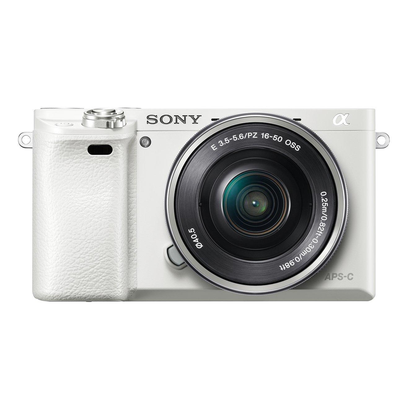 Sony A6000 incl 16-50mm lens voor €499 @ Amazon.de