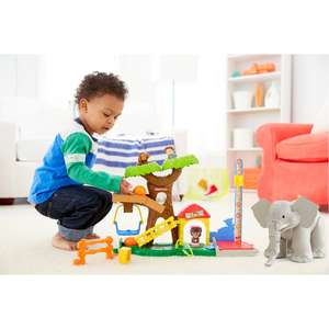 Fisher Price Little People boerderij / dierentuin voor €23,98 @ Toys''R''Us