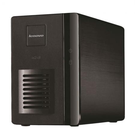Lenovo Iomega ix2 Network Storage ( 2x 3TB) voor € 69,- @ Redcoon