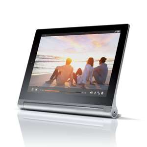 Lenovo Yoga Tablet 2-10 25,7 cm (10,1 inch FHD-IPS) Tablet (Intel Atom Z3745, 1,86GHz, 2GB RAM, 16GB, Android)