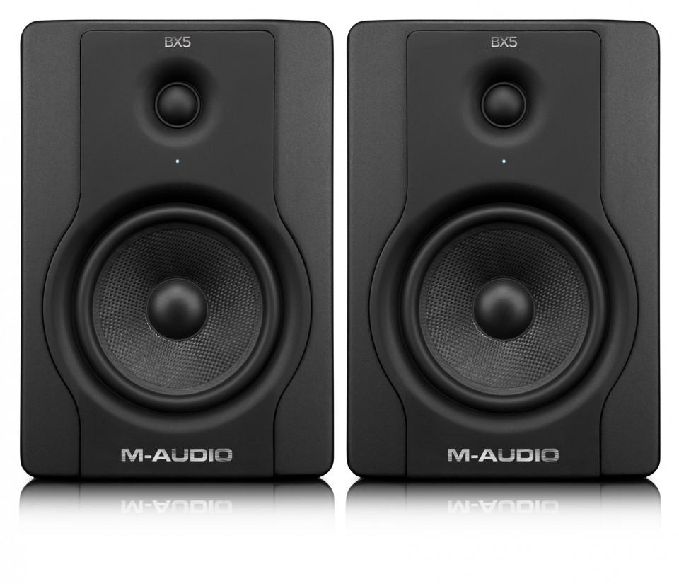 (PRIJSFOUT?) M-audio BX5 D2 DJ Studio luidsprekers voor € 89,- @ Scheer & Foppen