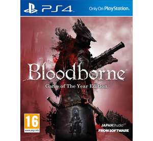 Bloodborne Game Of The Year Edition voor €30 @ Coolblue