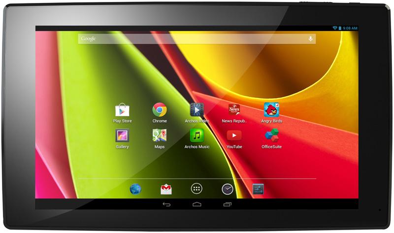 Archos 101 Cobalt 8GB tablet voor €99 @ Media Markt