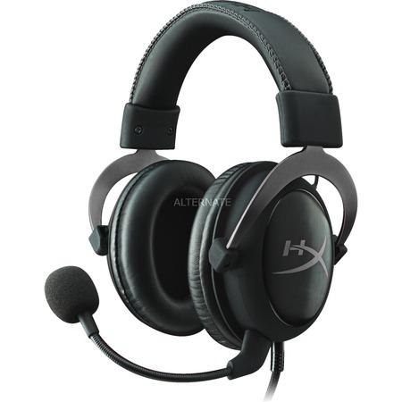 Kingston HyperX Cloud II gaming headset + Gratis XL gaming muismat voor €79,90 @ Alternate