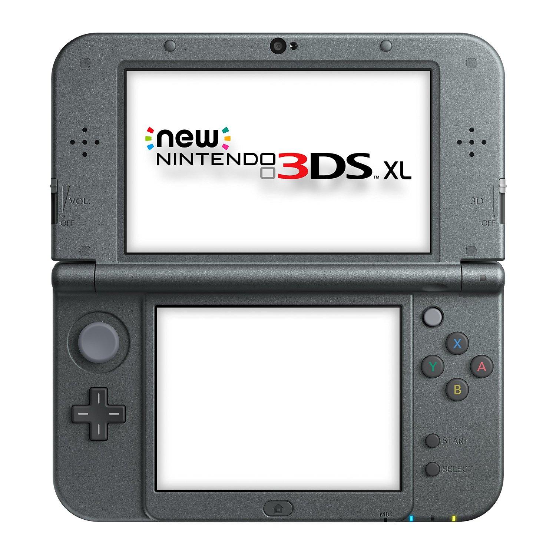New Nintendo 3DS XL (Zwart) voor 118,69 incl verzending (NL) ! @ Amazon.it WHD