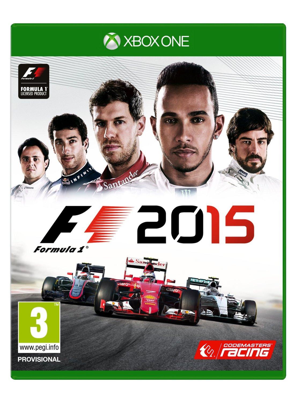 F1 2015 (Xbox One) voor €13,72 @ Amazon.it