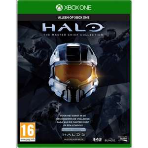 Halo: The Master Chief Collection (Xbox One) voor €10 @ Dixons