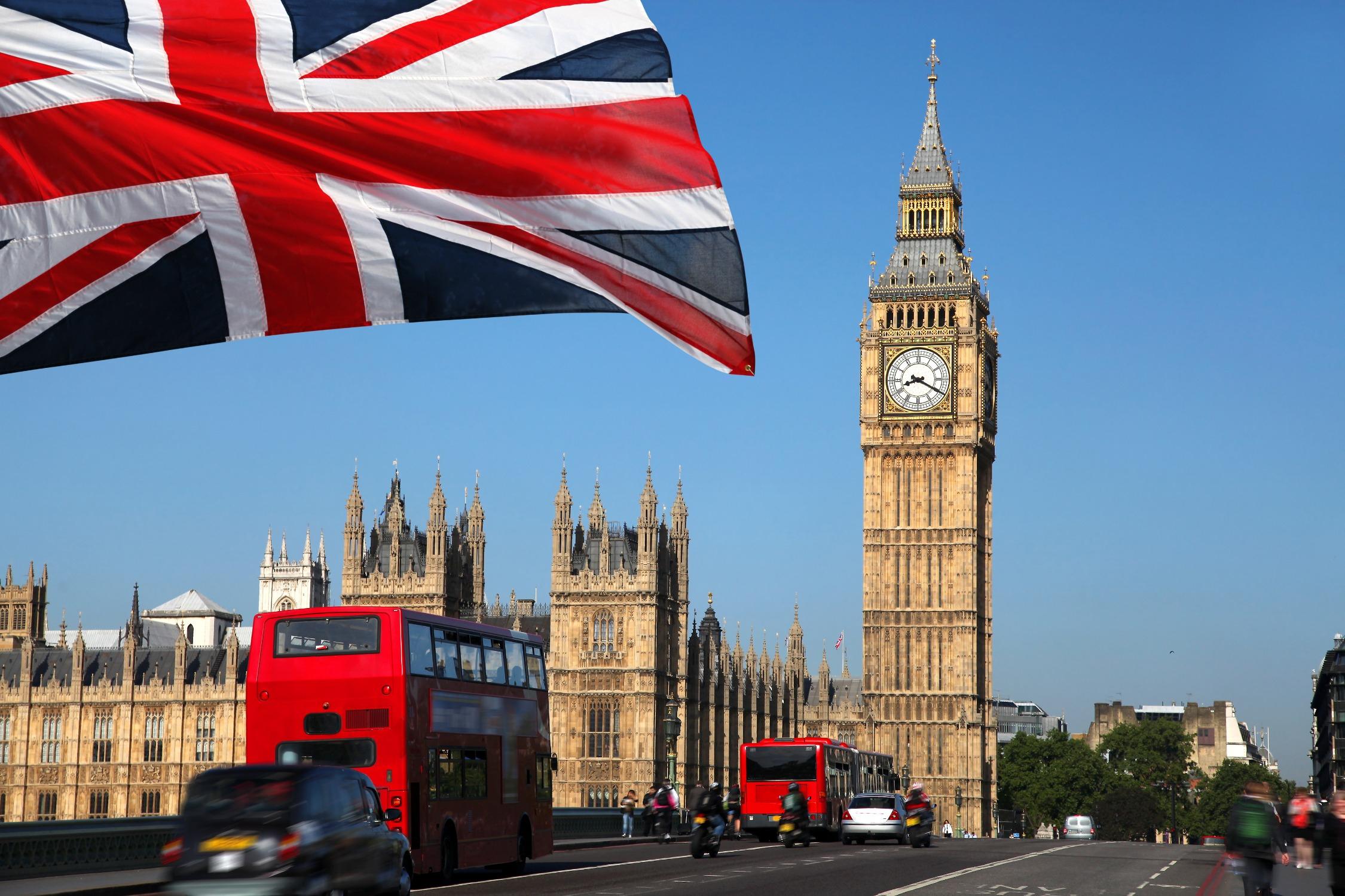 Alleen vandaag 10% korting op vluchten naar Londen @ RyanAir (vanaf €8,99)