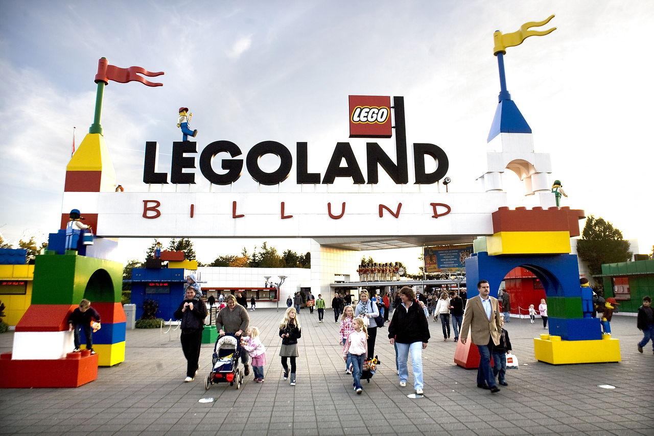 Familieticket voor LEGOLAND® Billund in Denemarken voor 3, 4 of 5 personen vanaf 68 euro.