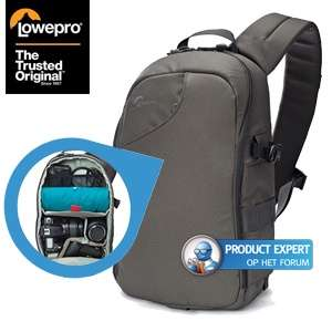Lowepro Transit Sling 250 AW Sling camerarugzak voor € 56,90 @ iBOOD